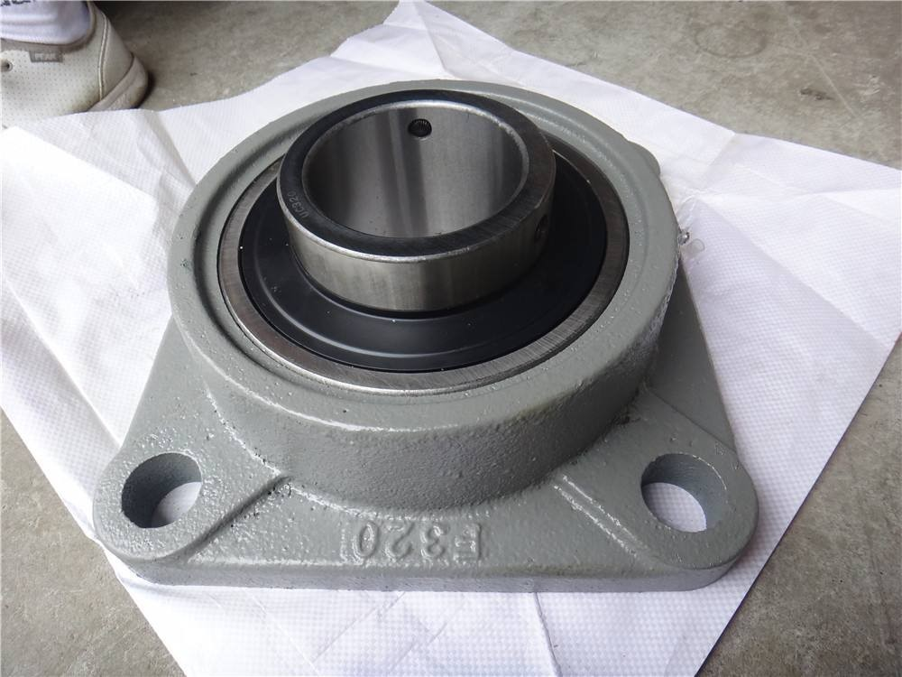skf F4BC 103-TPZM Ball bearing square flanged units