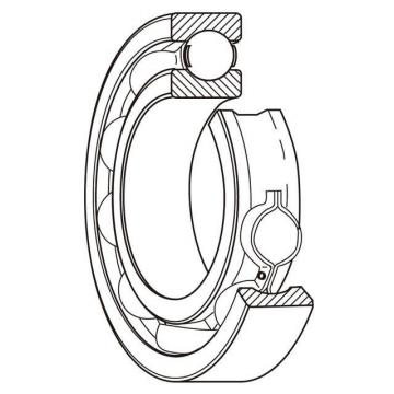 timken NNU4960MAW33 Cylindrical Roller Radial Bearings/Two-Row