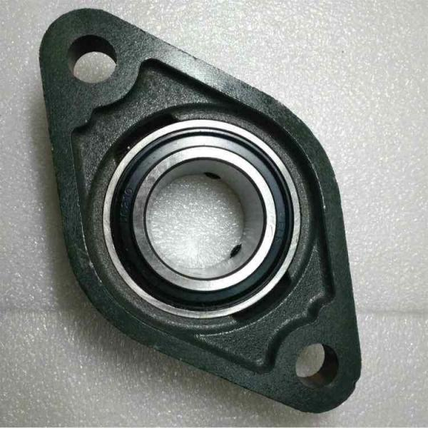 1.4375 in x 5.1250 in x 96 mm  1.4375 in x 5.1250 in x 96 mm  skf F2B 107-FM Ball bearing oval flanged units #1 image