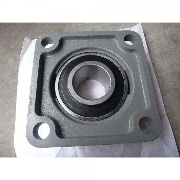 1.0000 in x 2.7500 in x 95 mm  1.0000 in x 2.7500 in x 95 mm  skf F4B 100-FM Ball bearing square flanged units #1 image