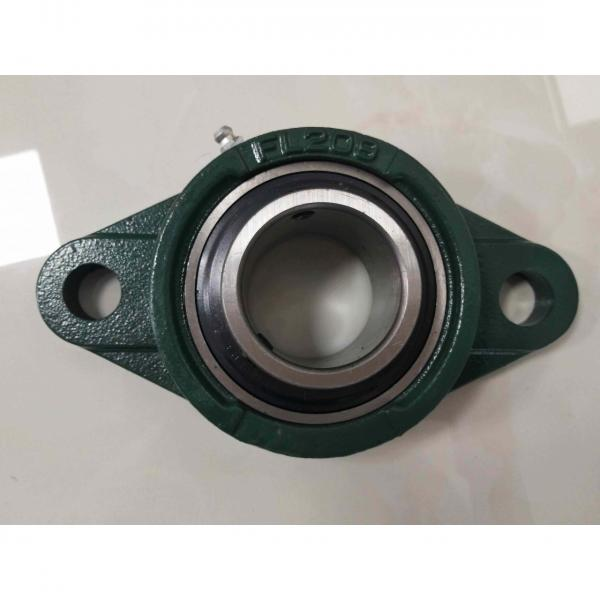 skf FY 35 TDW Ball bearing square flanged units #1 image