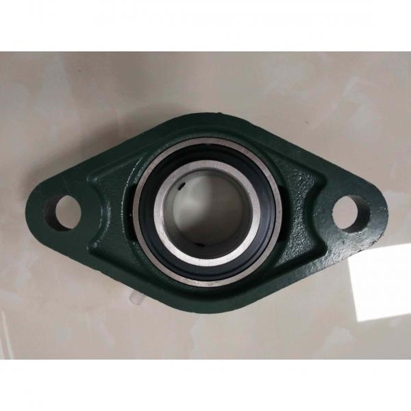 skf UKF 209 K/H Ball bearing square flanged units #2 image