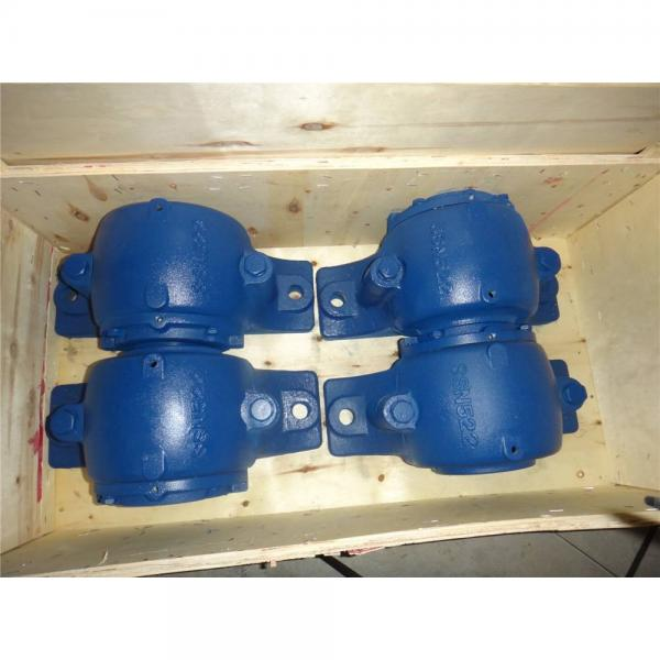 skf SYJ 50 TF Ball bearing plummer block units #2 image