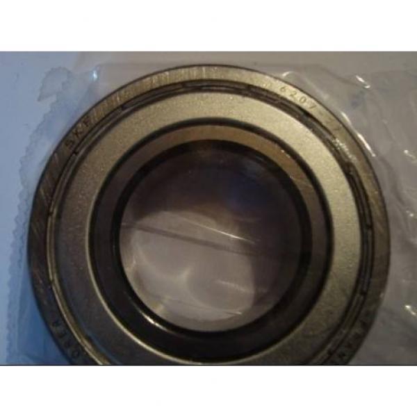 40 mm x 68 mm x 15 mm  40 mm x 68 mm x 15 mm  skf 6008 NR Deep groove ball bearings #1 image